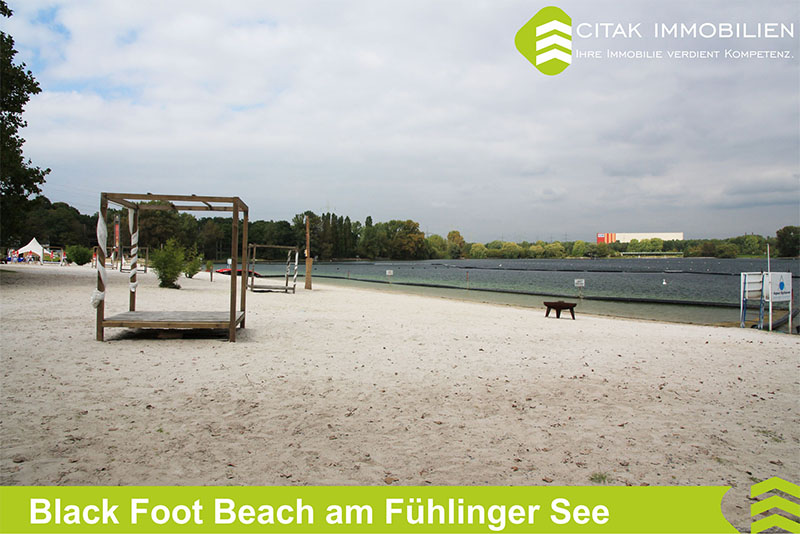 Immobilienmakler Köln Merkenich - Black Foot Beach