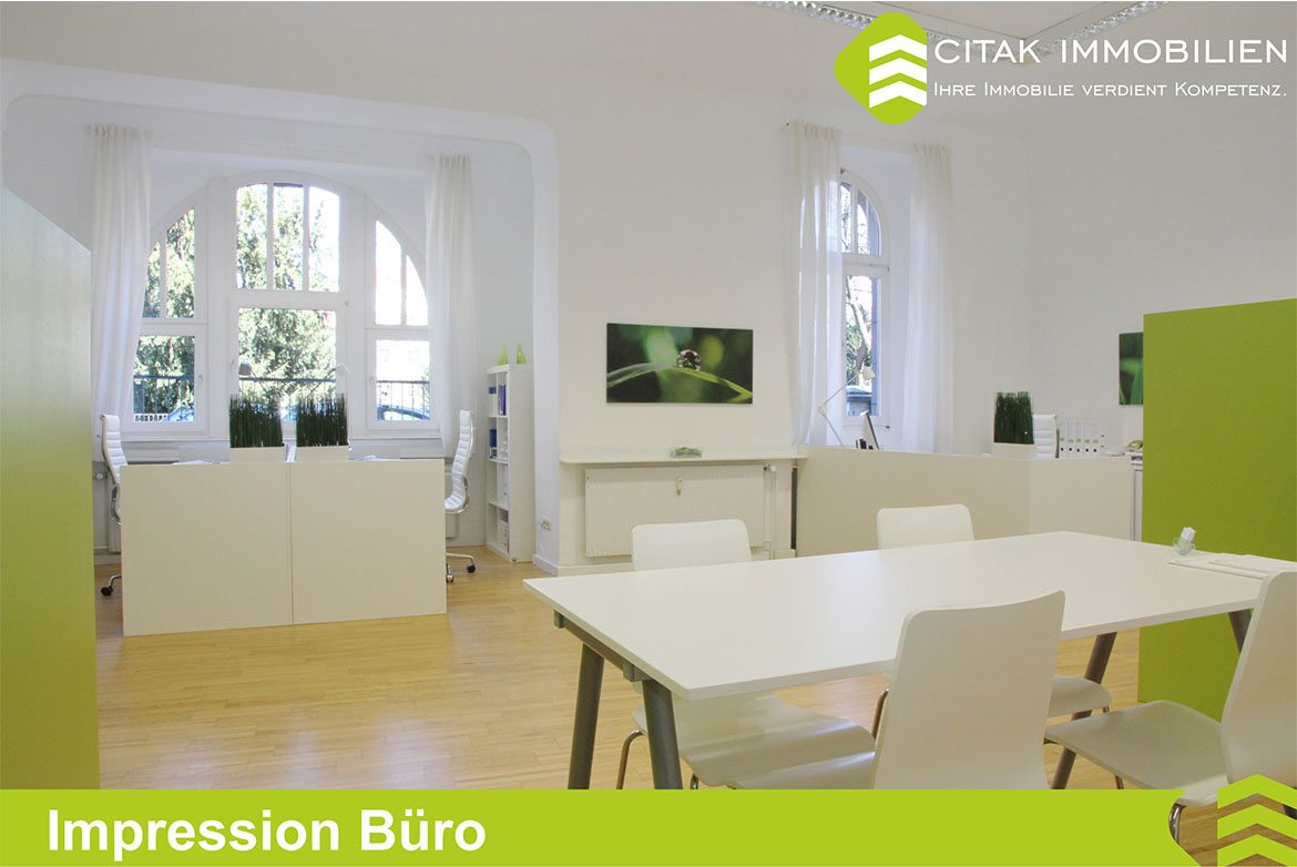 Impression Büro - Citak Immobilien in Nippes
