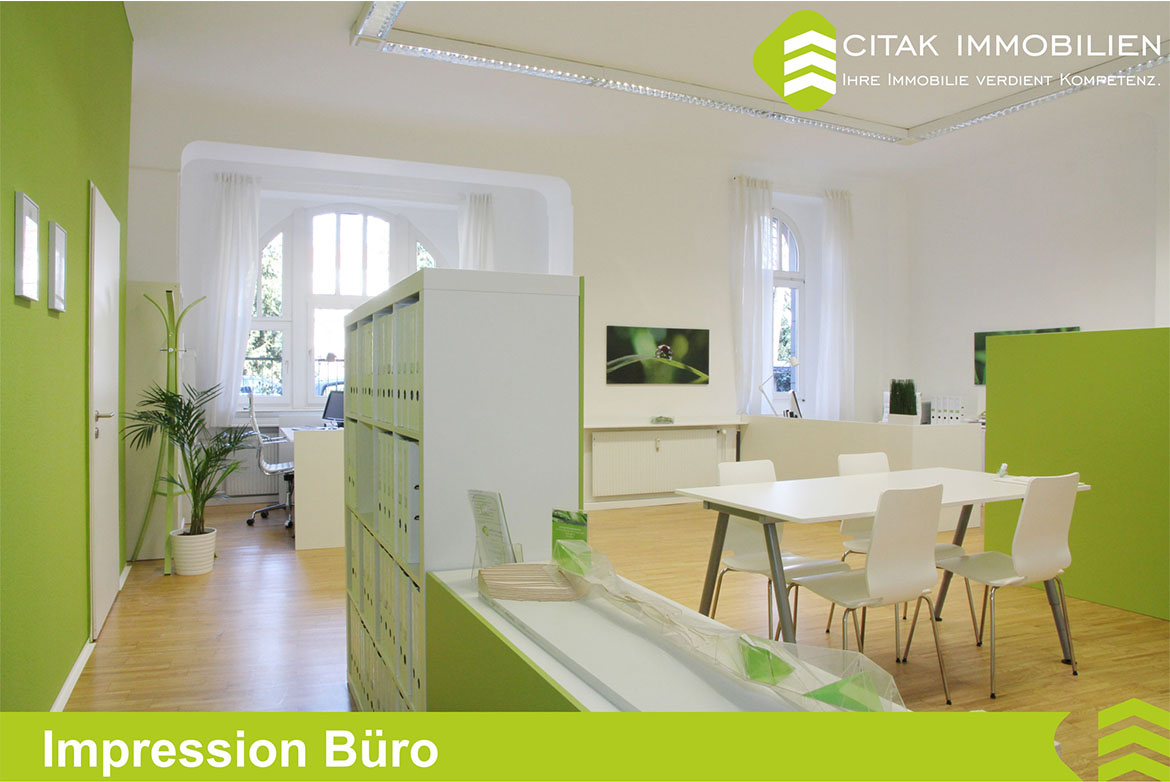 Impression Buero - Citak Immobilien in Nippes