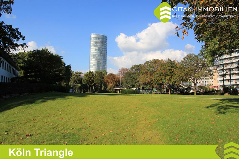 Triangle - Immobilienmakler Köln Deutz