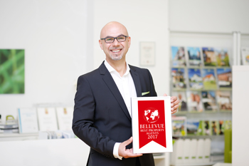 Bellevue Best Property Agents 2017 - Citak Immobilien e.K.