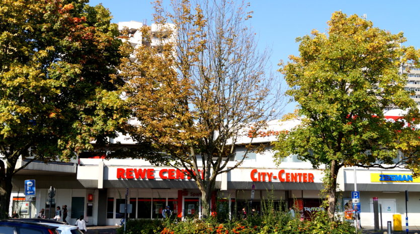City-Center in Chorweiler
